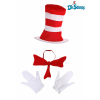 Adult Cat in the Hat Accessory Costume Kit