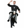 Adult's Piggyback Nun Costume
