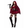 Sexy Women's Red Riding Hood Costume