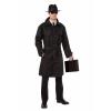 Secret Agent Men's Trench Coat