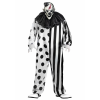 Killer Clown Costume for Men