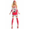 Women's Bubblegum Babe Costume