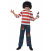 David Wailliams Ratburger Costume for Boys