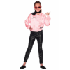 Grease Pink Ladies Costume for Girls