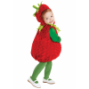 Toddler Red Strawberry Costume