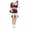 Women's Saturday Night Live Spartan Cheerleader Deluxe Costume