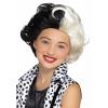 Evil Madame Girl's Wig