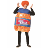 Adult Funny Cheese Balls Costume