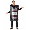 Adult Diablo Taco Bell Sauce Packet Taco Bell Costume
