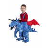 Ride in Dashing Dragon Kids Costume
