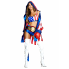 Sexy Get 'Em Champ Women's Boxer Costume