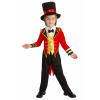 Toddler Circus Leader Boys Ringmaster Costume