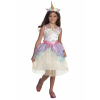 Girl's Dashing Unicorn Dress Costume