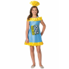 Blue Raspberry Jolly Rancher Costume for Tweens
