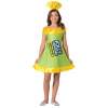 Apple Jolly Rancher Costume for Tweens
