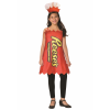 Reese's Girls Reese's Peanut Butter Cup Costume