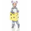Mouse in Cheese Costume for Toddler