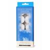White Unscented Tea Lights Set of 10