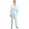 Powder Blue Tuxedo Adult Costume