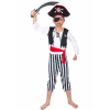 Buccaneer Pirate Costume for Boys