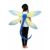 Blue Dragonfly Kids Costume