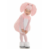 Pink Bunny Bubble Costume for Toddlers