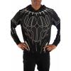 Black Panther Ballistic Nylon Costume Hoodie