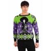 Beetlejuice Lydia Deetz Halloween Sweater for Adults