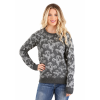 Ghoulish Ghosts Halloween Sweater for Adults
