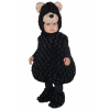 Cute Toddler Black Bear Bubble Costume