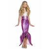 Girls Blushing Beauty Mermaid Costume