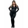 Secret Agent Women's Plus Size Costume