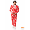 OppoSuits Mr. Lover Heart Costume Suit for Men