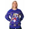 Sailor Moon Fair Isle Ugly Christmas Sweater for Adults
