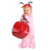 Infant Classic Christmas Costume For Girls