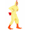 Adult Plus Size Cluckin' Chicken Costume