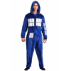 Doctor Who Tardis Union Suit for Men