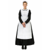 Traditional Maid Plus Size Costume for Women 1X 2X