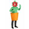 Man-Eating Venus Fly Trap Plus- Size Costume
