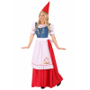 Garden Gnome Women's Costume
