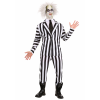 Beetlejuice Plus Size Costume for Adults