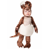 Tiny Triceratops Dinosaur Costume for Toddlers