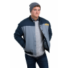 Adult Batman Casual Jacket (Secret Identity)