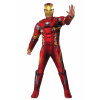 Men's Deluxe Civil War Iron Man Costume