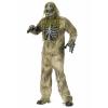 Skeleton Zombie Costume