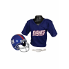 Child NFL New York Giants Helmet and Jersey Set