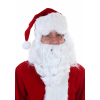 Santa Claus Wig and Beard Set Fever Quality