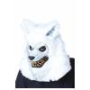 White Werewolf Ani-Motion Mask