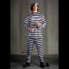Mens Prisoner Costume - Prison Jumpsuit Costumes