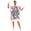 Queen of Hearts Card Costume